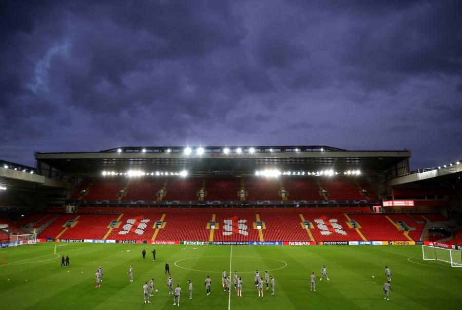 Liverpool-Atlético de Madrid se jugará abierto al público