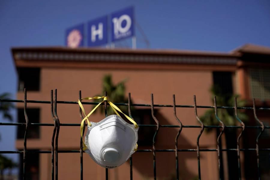 España registra una muerte más por Covid-19; suma 31