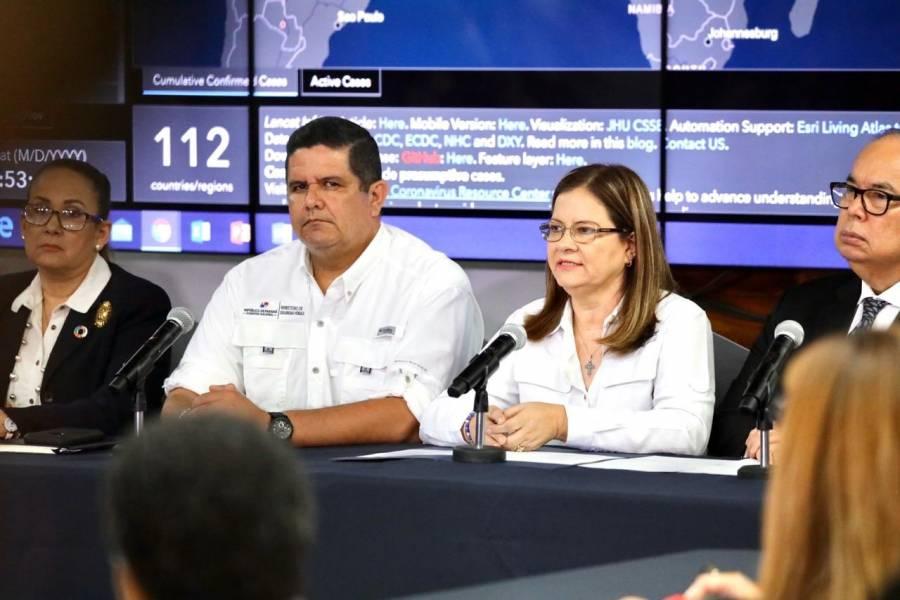 Confirman primer muerte por coronavirus en Panamá