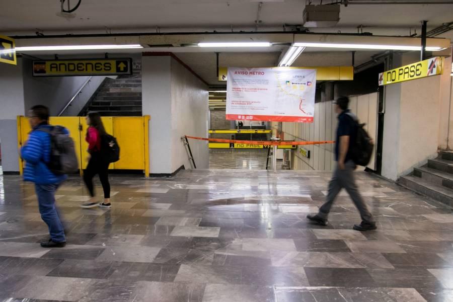 En breve anunciarán reapertura de estaciones de la Línea 5 del Metro