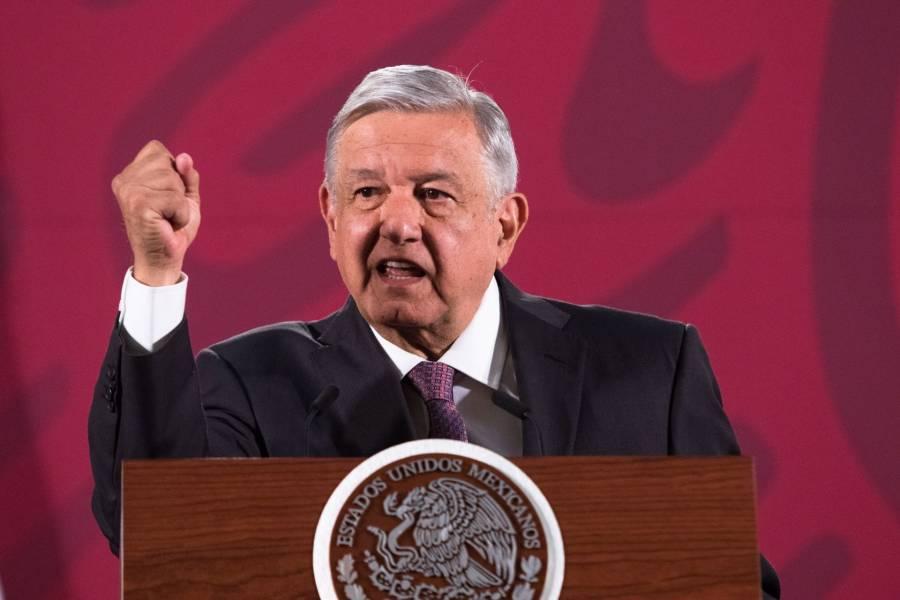 Van 587 homicidios dolosos de mujeres en lo que va del año: López Obrador