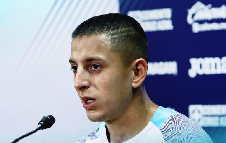 Roberto Alvarado no sabe si Cruz Azul lo cederá al Tri Preolímpico
