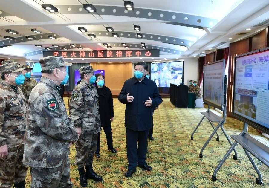 Se estabiliza el coronavirus en Wuhan
