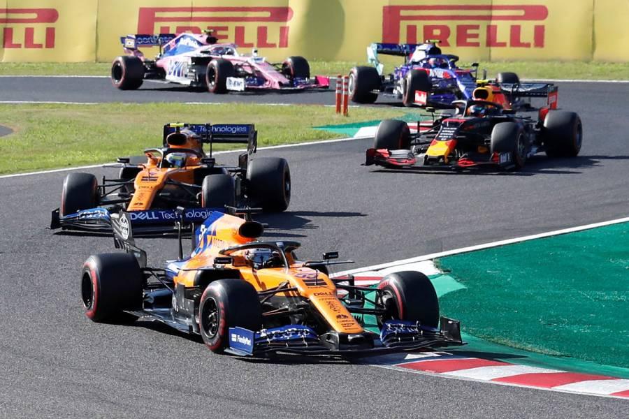 Fórmula Uno anuncia acuerdo con compañía petrolera saudí