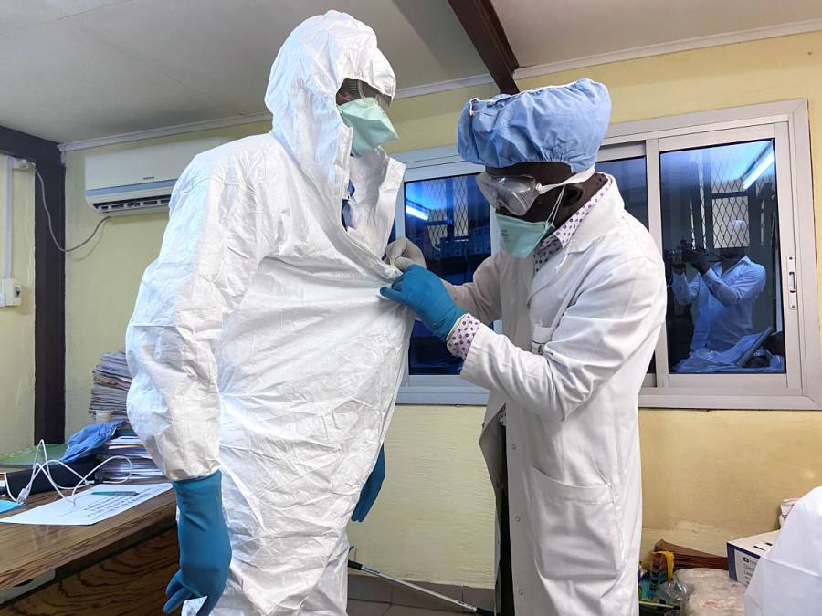 Burkina Faso confirma sus primeros dos casos de coronavirus