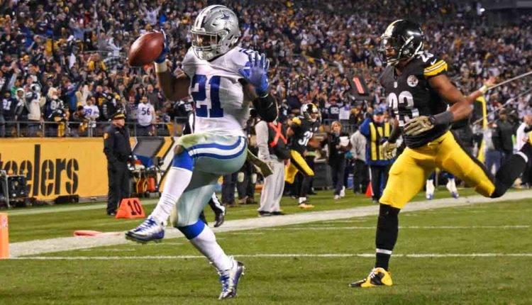 Cowboys y Steelers se enfrentarán en el juego del Salón de la Fama 2020