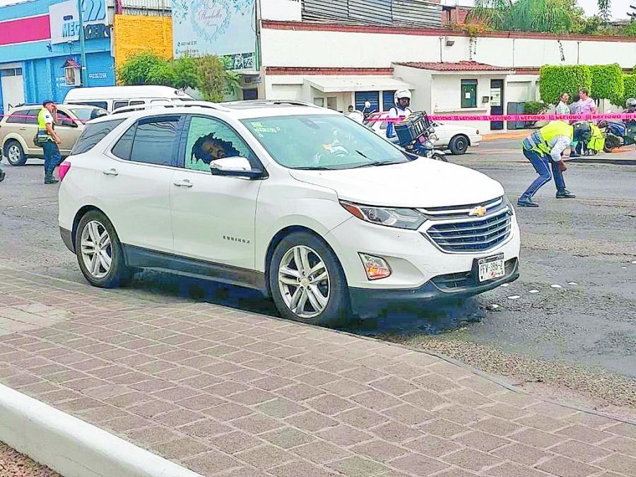Asesinana balazos adiputado local en Michoacán