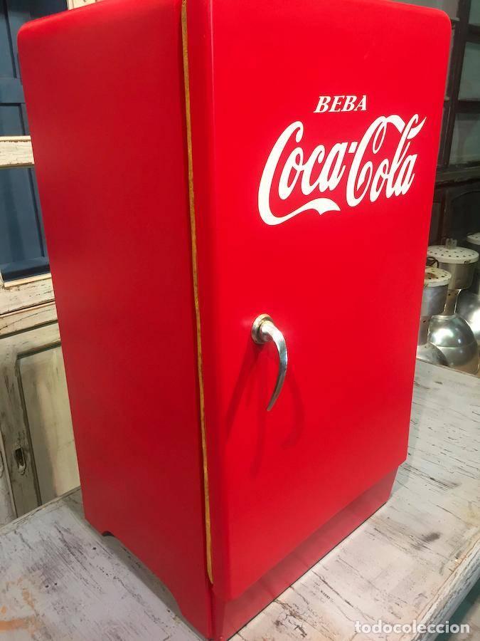 Alertan por fraude en WhatsApp sobre venta de refri vintage de Coca-Cola