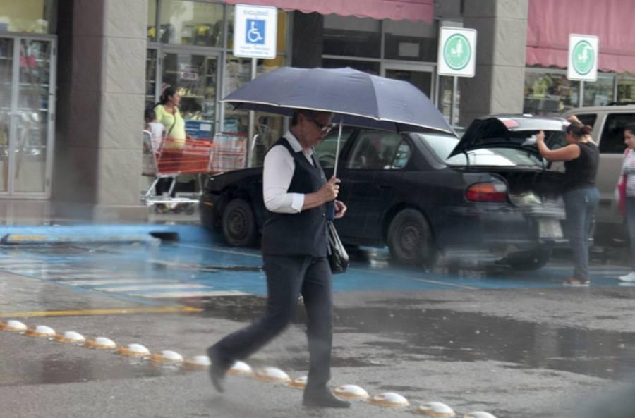 Nuevo frente frío ocasionará fuertes lluvias en noroeste del país