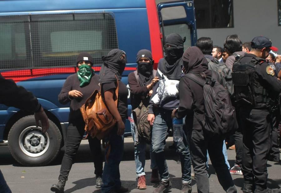 Investigarán posible abuso de autoridad tras protestas en el IPN
