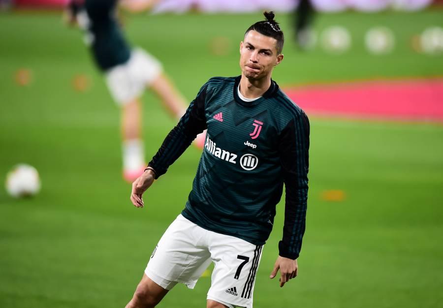 Cristiano Ronaldo abandona Italia por brote de coronavirus