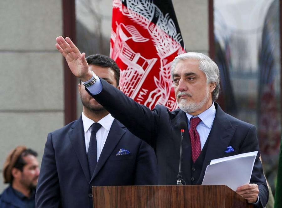 Opositor a Ghani forma su propio gabinete en Afganistán