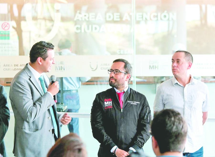 Miguel hidalgo se integra a nuevo modelo de atención ciudadana