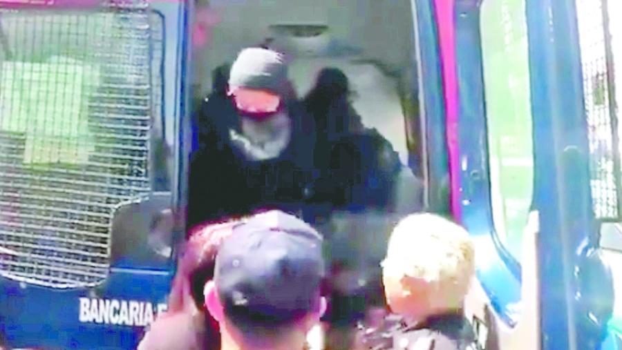 SSC desmiente presunto video sobre encapuchadas