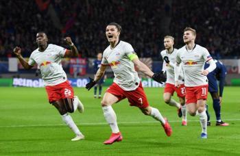 Leipzig elimina al Tottenham de Mourinho y se mete a Cuartos de Champions