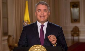 El Presidente de Colombia visita México para reunirse con AMLO