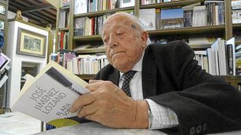 Murió el escritor José Jiménez Lozano