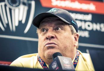 América es el más poderoso del continente, advierte Herrera al Atlanta United