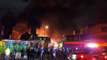 Locatarios de La Merced afectados por incendio en 2013, recuperarán espacios en 2021