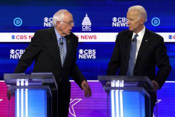 Sanders y Biden cancelan eventos en Ohio por el Covid-19