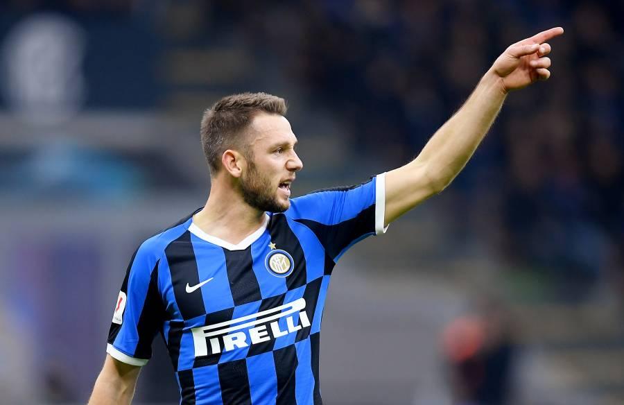 Tras positivo de Rugani, Inter suspende actividades deportivas