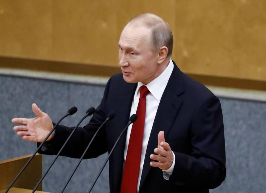 Parlamento ruso abre vía para permitir que Putin siga en el poder