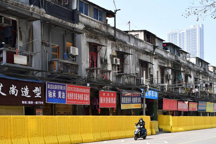 Wuhan retoma actividades económicas; coronavirus se estabiliza