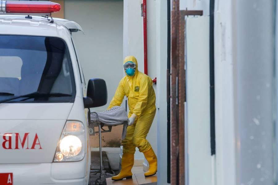 Indonesia registra primera muerte por Covid-19
