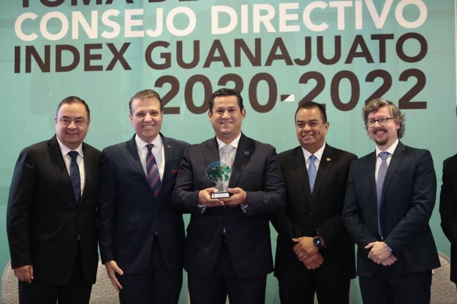 Guanajuato, estado competitivo que no detiene su desarrollo económico