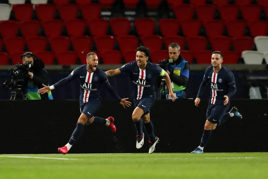 PSG vence fantasmas y elimina al Dortmund en la Champions