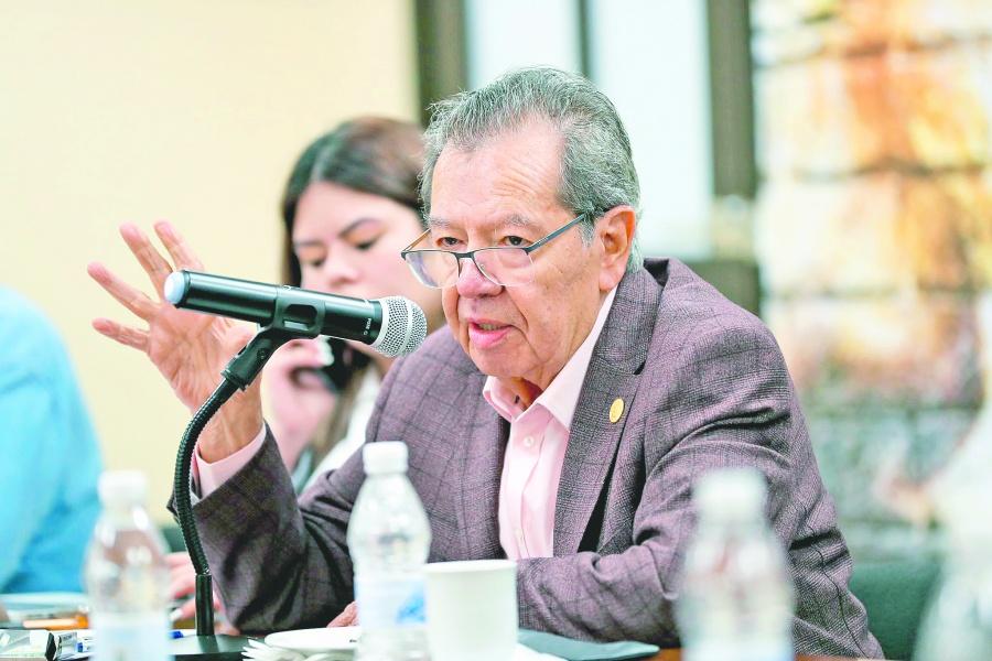 Muñoz Ledo: yo me quedo, que se vayan otros de Morena