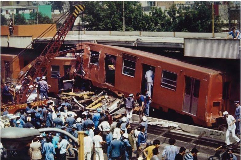 He aquí las principales tragedias en el Metro en sus 50 años de vida
