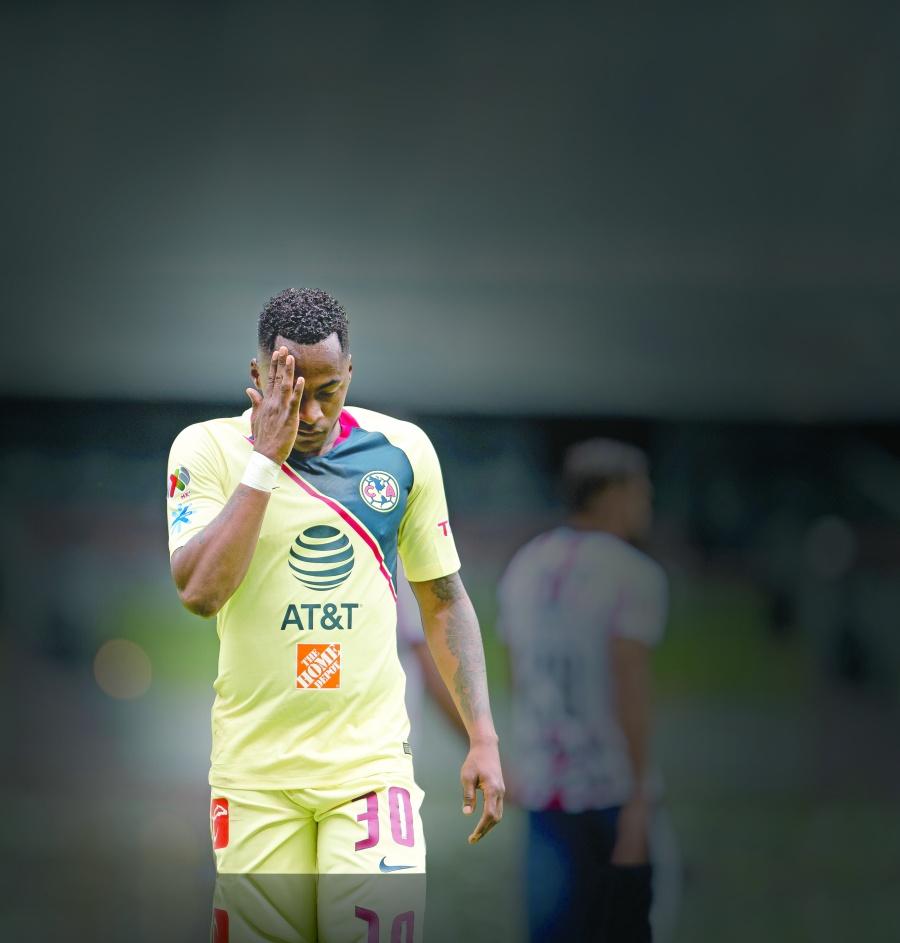 América alista rescisión de contrato de Renato Ibarra; perderá 8 mdd