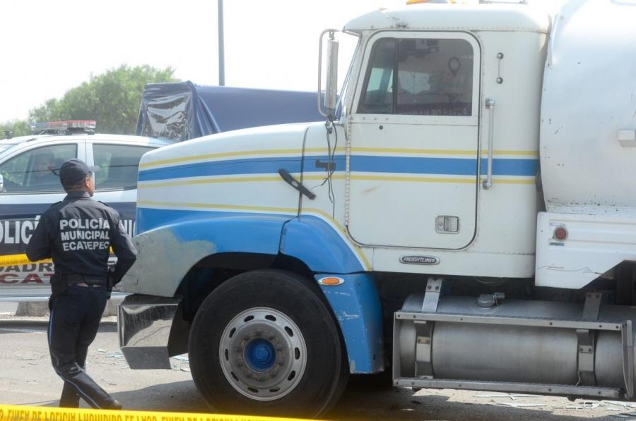 Cada 2 horas roban pipas de combustible en el país: OSC