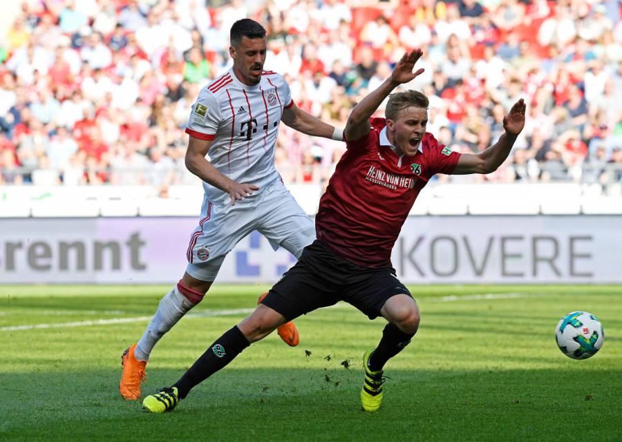 Timo Hubers, primer caso de coronavirus en Bundesliga