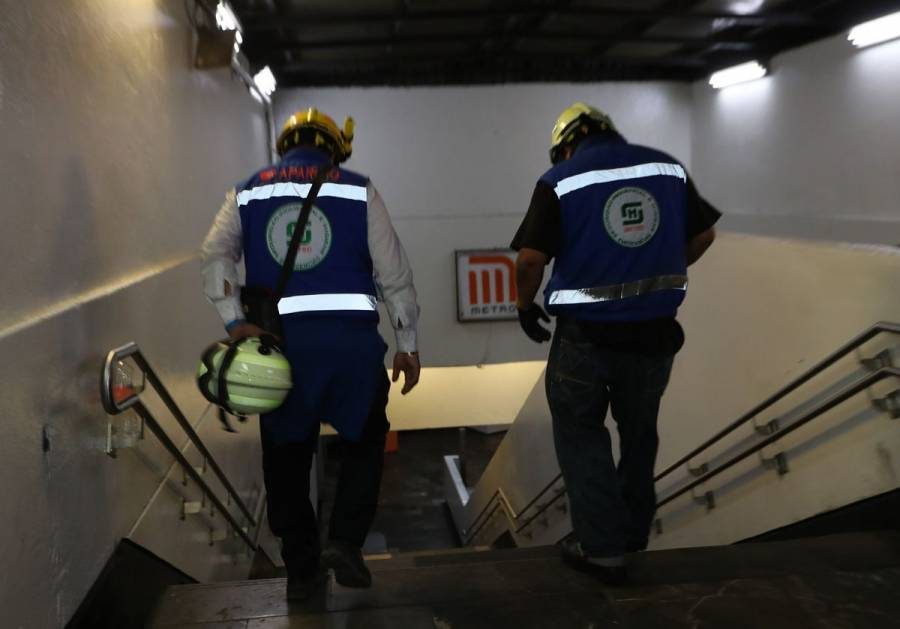 Identificado, el hombre que murió tras choque de trenes en Tacubaya