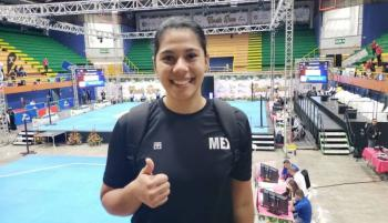 Briseida Acosta consigue boleto para Tokio 2020