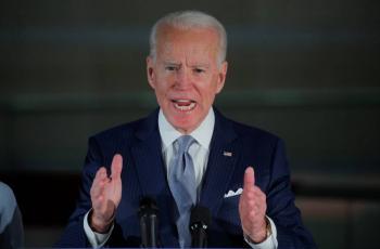 Biden anuncia mítines virtuales para evitar propagación de Covid-19