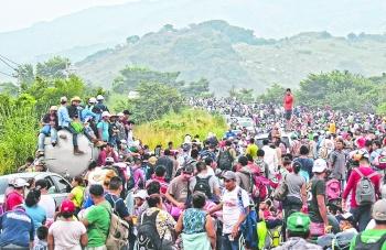 Protocolo de EU pone en riesgo a milesde migrantes: MSF