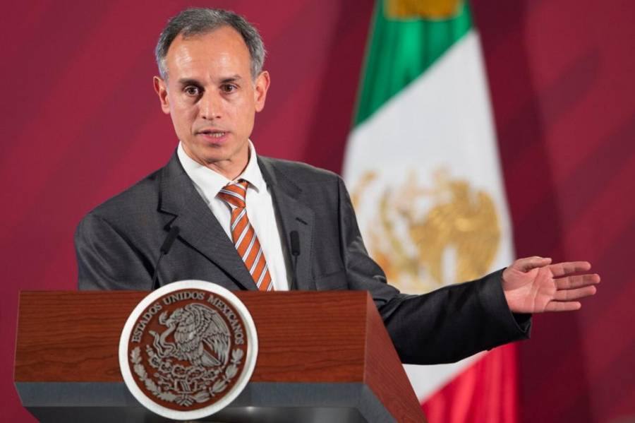 """Prevén que a final de mes en México se den """"brotes comunitarios"""" de coronavirus"""