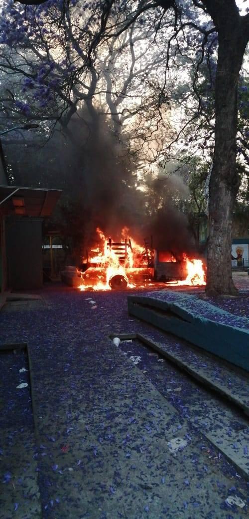 CCH Azcapotzalco no tomará represalia contra estudiantes que se manifestaron pacíficamente