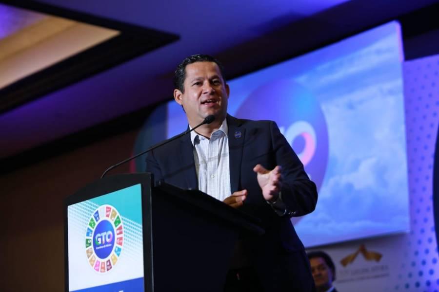 El crecimiento de Guanajuato no se detiene: Diego Sinhue