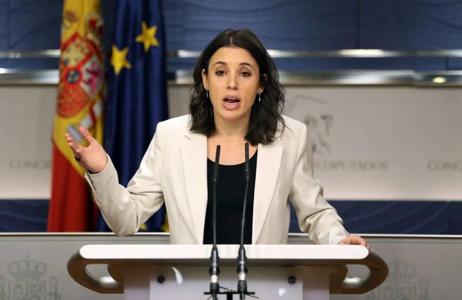 Ministra española da positivo en Covid-19