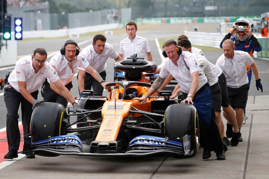 McLaren se retira de GP Australia tras positivo por Covid-19