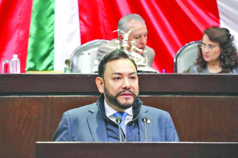 Héctor Serrano impulsa mejora para Fuerzas Armadas