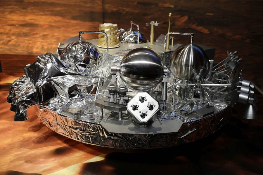 Agencia Espacial Europea retrasa misión a Marte hasta 2022