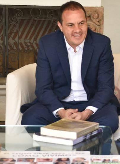 Cuauhtémoc Blanco destituye a secretario de movilidad