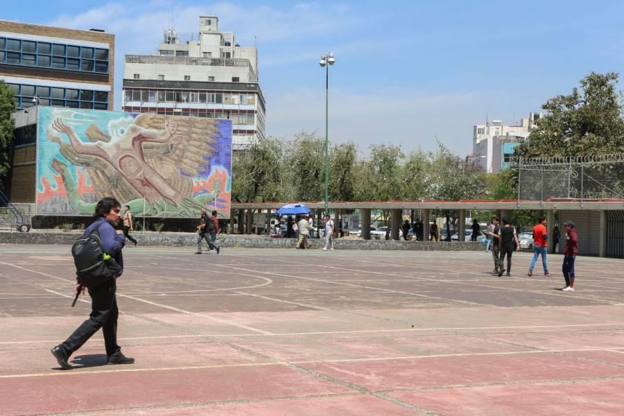 La UNAM toma medidas ante coronavirus