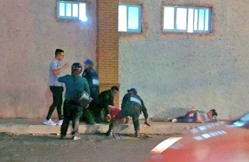 Balacera en Constituyentes por asalto a automovilista