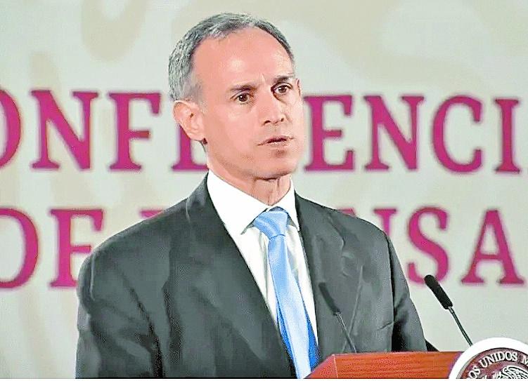 López-Gatell, el estratega en la lucha contra virus